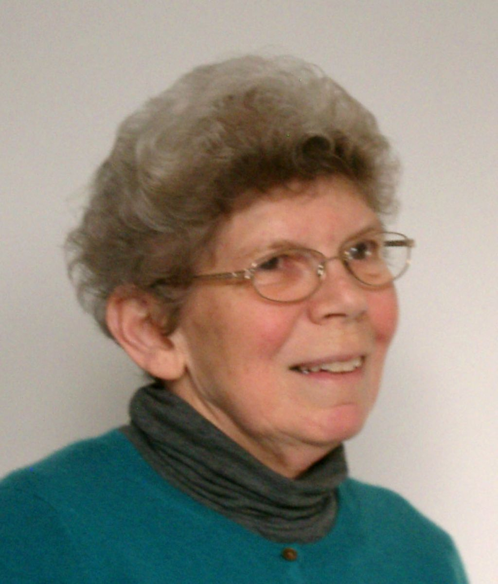 Photo of Dr Elizabeth Waldram