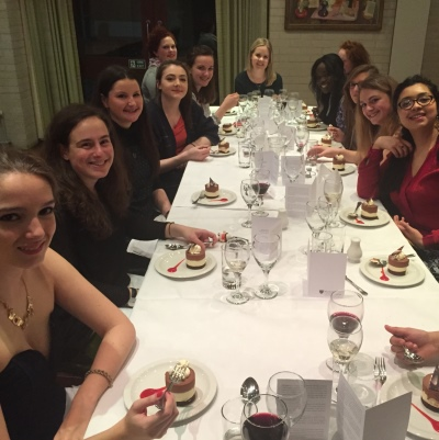 Murray Edwards Social Sciences Society dinner (MESSS)