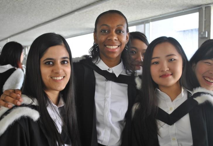 Murray Edwards Graduates