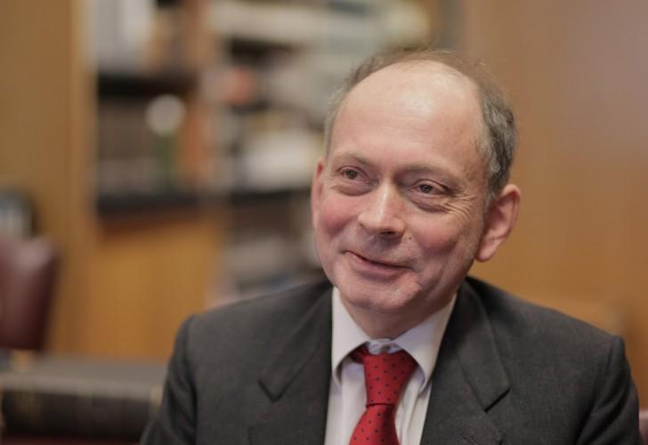 Professor John Spencer CBE