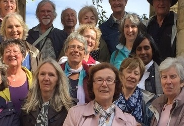 Photo of 1968 group shot
