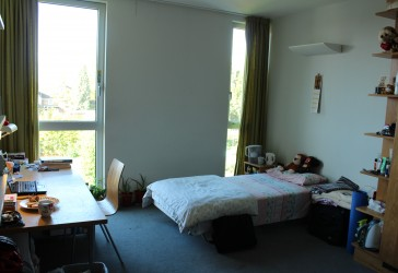 Photo of an example of a graduate room