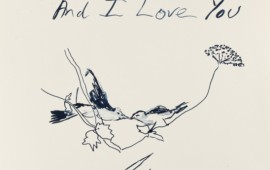 Photo of Birds by Tracey Emin