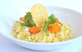 Risotto of Butternut Squash