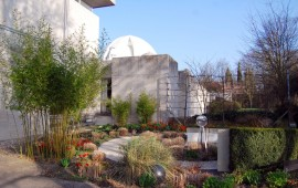 Photo of Rosemary Murray Garden and Dome