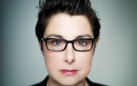Photo of Sue Perkins (NH 1988), broadcaster and television presenter