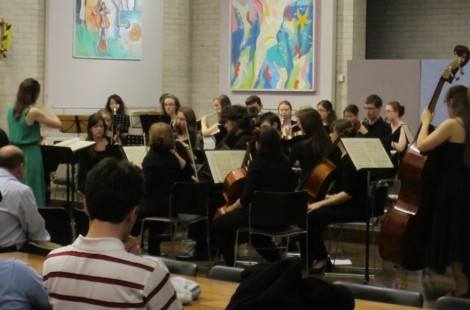 Music at Murray Edwards College