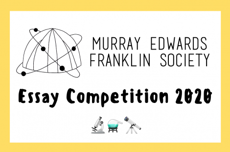 Murray Edwards Franklin Society poster
